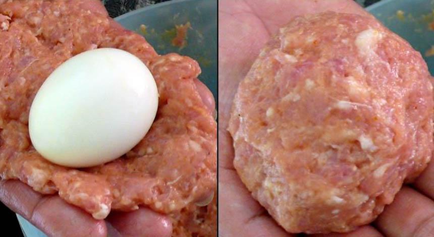 pakdoo Moo egg